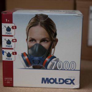 Asbestos masks